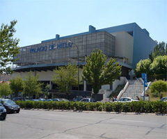 Centro comercial Dreams - Palacio de Hielo