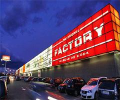 Factory Las Rozas