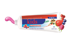 Cremas infantiles de dientes