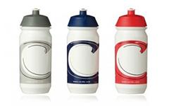 Botellas de agua para la bici