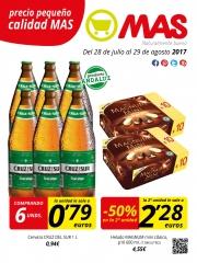Catálogo Supermercados Mas