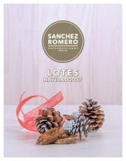 Catálogo Sanchez Romero